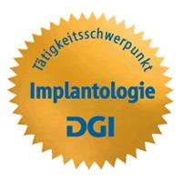 Tätigkeitsschwerpunkt-Implantologie
